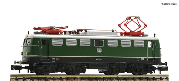 Fleischmann 733004 - Germany Electric locomotive class 140 of the DB