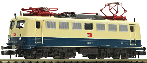 Fleischmann 733172 - German Electric locomotive class 139 of the DB AG (Sound)
