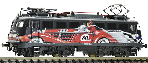 Fleischmann 733806 - German Electric Locomotive 115 509-2 80 Years of AutoTrain of the DB AG
