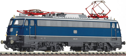 Fleischmann 733872 - German Electric Locomotive BR E 10.3 of the DB (DCC Sound Decoder)