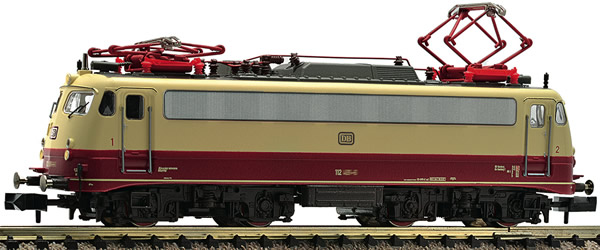 Fleischmann 733890 - German Electric Locomotive Class 112 of the DB (Sound)