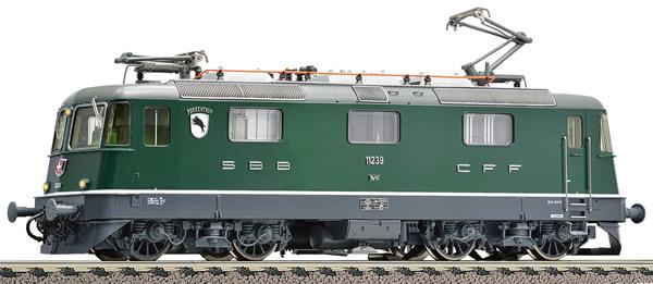 Fleischmann 734010 - Swiss Electric Locomotive Re 4/4 of the SBB