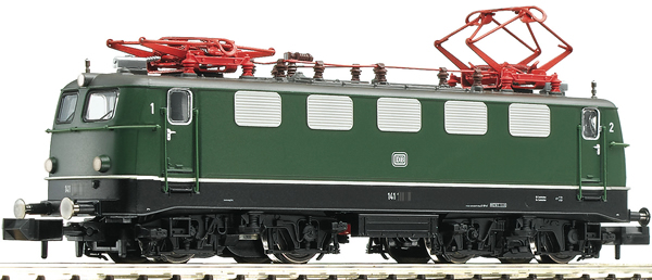 Fleischmann 734104 - German Electric locomotive class 141 of the DB