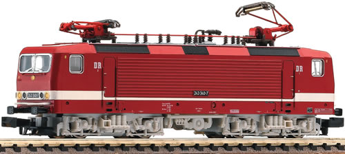 Fleischmann 734501 - Electric Locomotive BR 243, DR