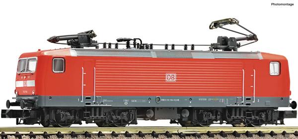 Fleischmann 734578 - Germany Electric locomotive class 112.1 of the DB AG (Sound)