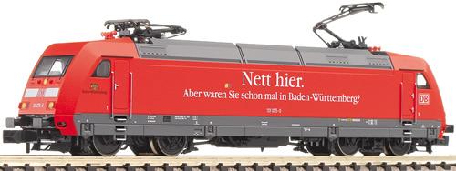 Fleischmann 735501 - Electric Locomotive BR 101 DB-AG w/int