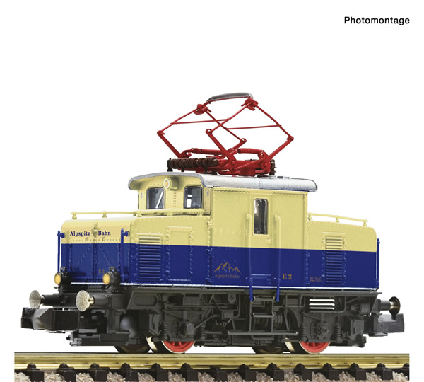 Fleischmann 737110 - German Electric rack-and-pinion locomotive