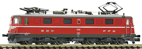 Fleischmann 737293 - Swiss Electric Locomotive Ae 6/6 Kantonslok of the SBB (Digital Sound)
