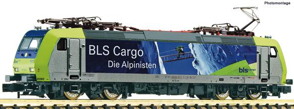 Fleischmann 738512 - Swiss Electric Locomotive series 485 of the BLS