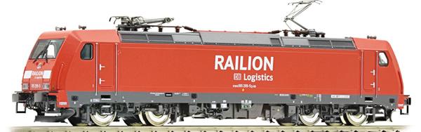 Fleischmann 738872 - German Electric Locomotive BR185.2 Railion of the DB-AG (Sound)