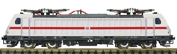 Fleischmann 738975 - Swiss Electric Locomotive Class 147.5 of the DB AG (Sound)