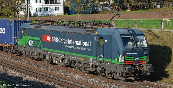 Fleischmann 739279 - Swiss Electric locomotive 193 258-1 of the SBB Cargo