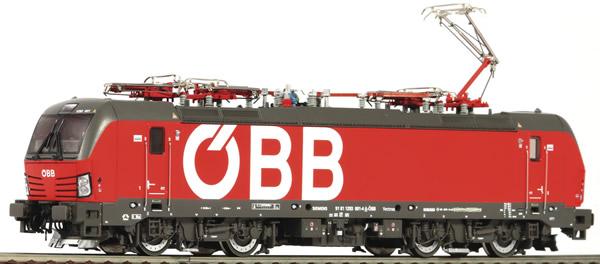 Fleischmann 739305 - Austrian Electric Locomotive BR 1293 of the ÖBB (Rail Cargo Group)