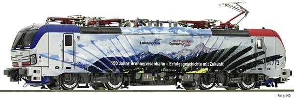 Fleischmann 739313 - German Electric Locomotive 193 773-9 Lokomotion