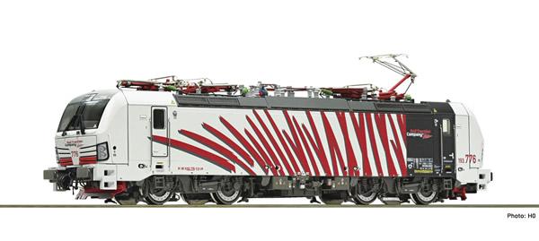 Fleischmann 739354 - German Electric locomotive 193 776-2 (Sound)