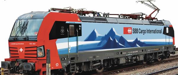 Fleischmann 739374 - Swiss Vectron Locomotive of the SBB Cargo (Digital Sound)