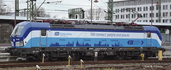 Fleischmann 739376 - Czech Electric Locomotive Class 193 of the CD (Sound)