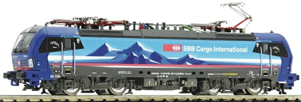 Fleischmann 739389 - Swiss Electric locomotive 193 521-2, SBB Cargo (Sound)