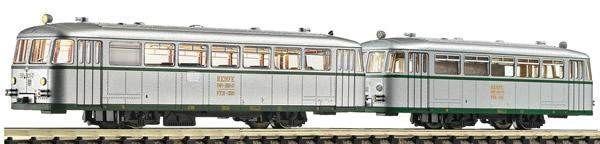 Fleischmann 740074 - Spanish 2pc Rail Bus 591 303 of the Renfe (Sound)