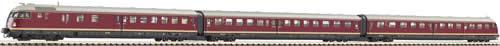 Fleischmann 741202 - Diesel Rail Train VT 12.5 ,DB