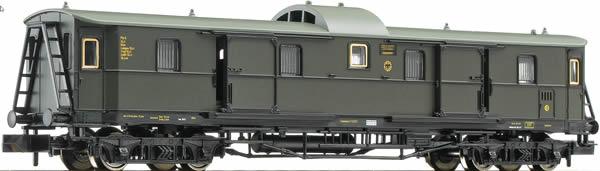 Fleischmann 804002 - Baggage car type Pw4 pr04, DRG