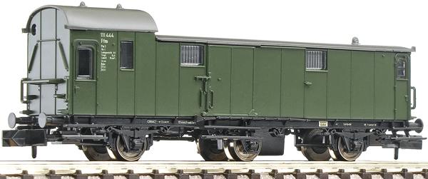 Fleischmann 806801 - 3-axled baggage coach type Pw 3i pr11 DB