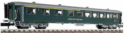 Fleischmann 8136 - Express coach 1st/2nd class, type AB of the Swiss South-East Railway (SOB)