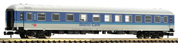 "Fleischmann 817802 - InterRegio coach ""Bistro Café"" with seating compartments type ARbuimz 262.0 DB AG"