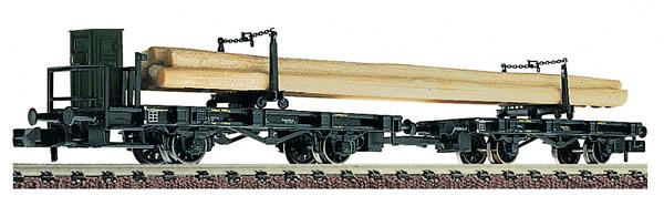 Fleischmann 822301 - Swivelling bolster wagon combination type H