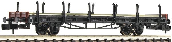 Fleischmann 823606 - Rail transport wagon type Sml Kbaystb