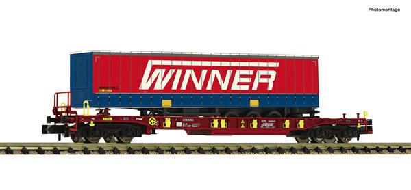 Fleischmann 825034 - Pocket wagon T3  + Winnner Display 825030 #4