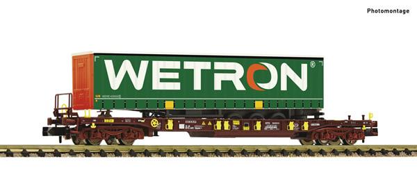 Fleischmann 825057 - Pocket wagon T3 + Wetron