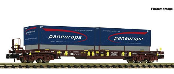 Fleischmann 825058 - Pocket wagon T3 + Paneuropa