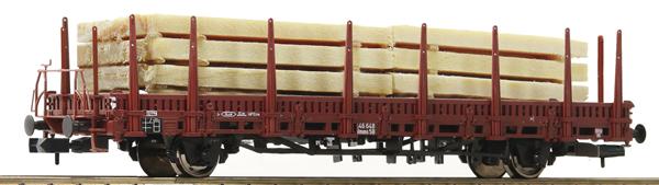 Fleischmann 825730 - Stake wagon