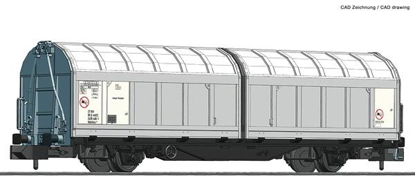 Fleischmann 826250 - Sliding wall wagon AAE