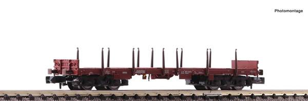 Fleischmann 826707 - Flat wagon