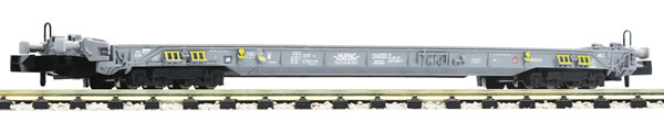 Fleischmann 827008 - 8-axle low-floor wagon for the transportation of lorries and semitrailers Private