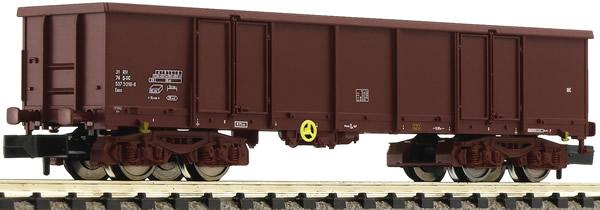 Fleischmann 828341 - Gondola type Eaos, SJ/Green, Cargo