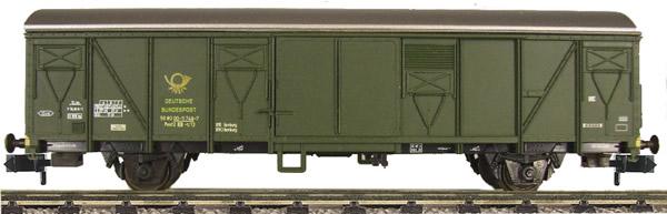 Fleischmann 831511 - Goods wagon type Post 2ss-t/13 DBP
