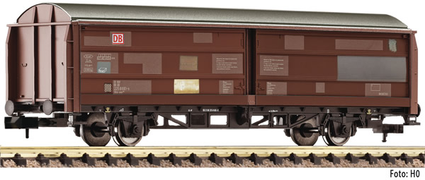 Fleischmann 833506 - Sliding wall wagon type Hbis 299 DB AG