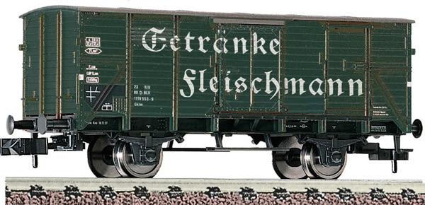 Fleischmann 836303 - German Box Car Getränke Fleischmann
