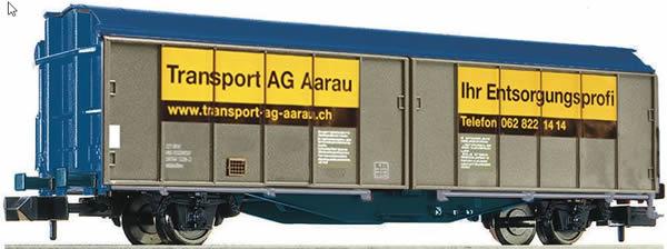 Fleischmann 837305 - Sliding wall wagon Transport AG Aarau, SBB