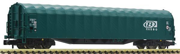 Fleischmann 837701 - Slide tarpaulin wagon