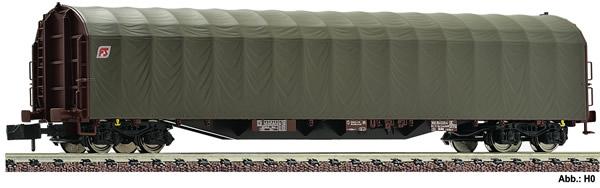 Fleischmann 837705 - Sliding tarpaulin wagon type Rils FS