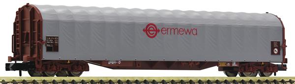 Fleischmann 837710 - Slide tarpaulin wagon