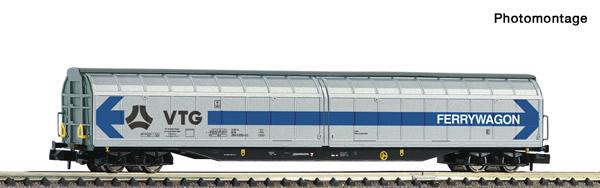 Fleischmann 838318 - High capacity sliding wall wagon