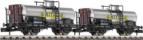 Fleischmann 843702 - Set: tank wagons NITAG, BRIT-US-ZONE