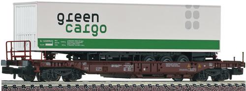 Fleischmann 845306 - SJ Standard pocket wagon