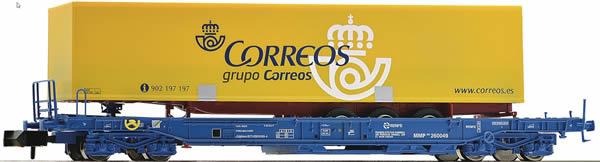 Fleischmann 845371 - Standard pocket wagon CORREOS, RENFE