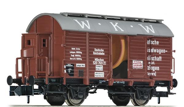 Fleischmann 845701 - German Wine Barrel Car of the K.Bay.Sts.B.